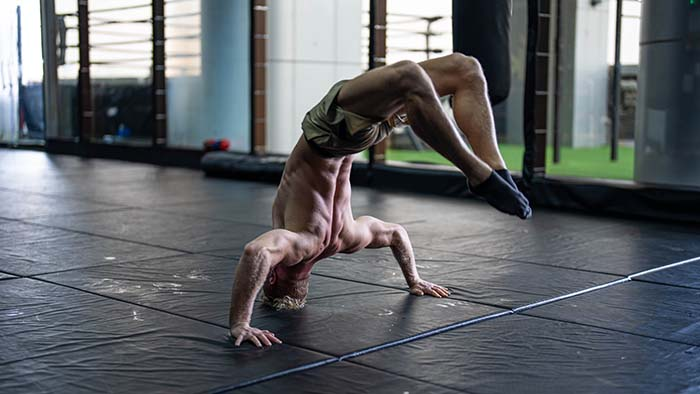 headstand applications
